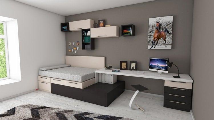 Teenage Boy Bedroom Ideas