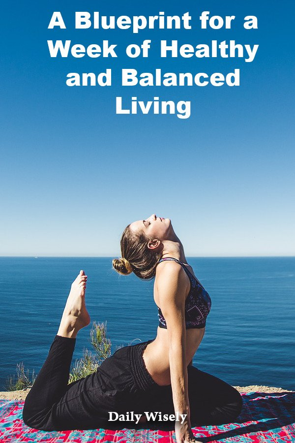 woman healthy living
