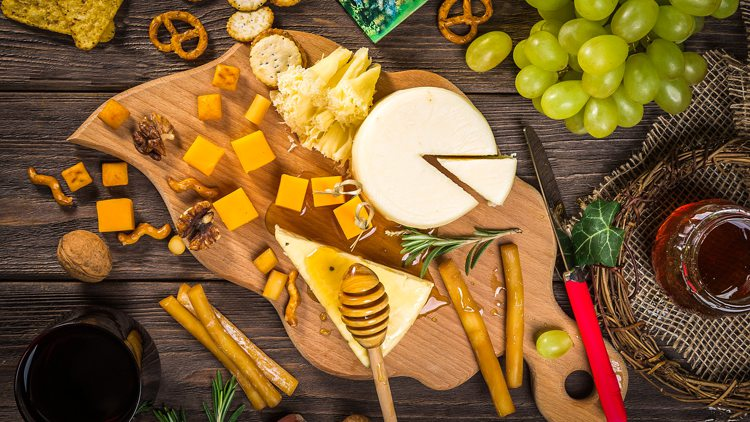 how to master the cheese platter