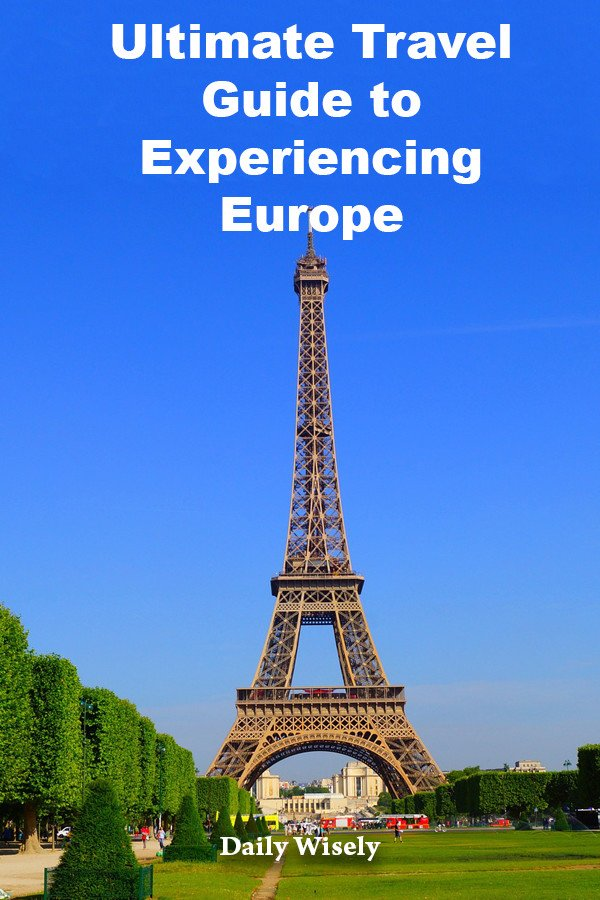 travel guide europe