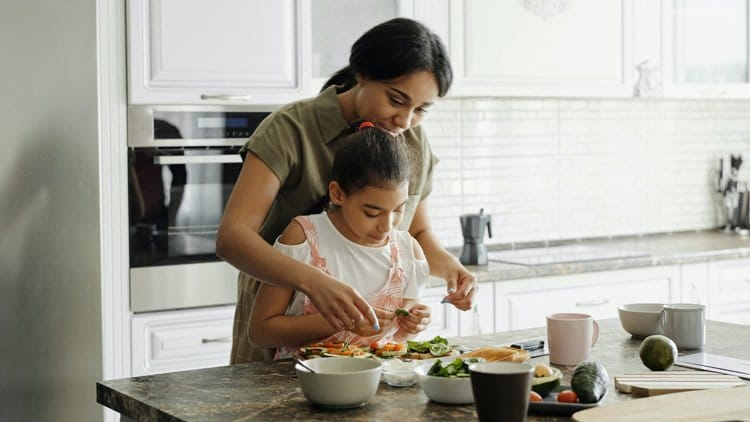 healthy dinner recipes, trick kids to eat more vegetables