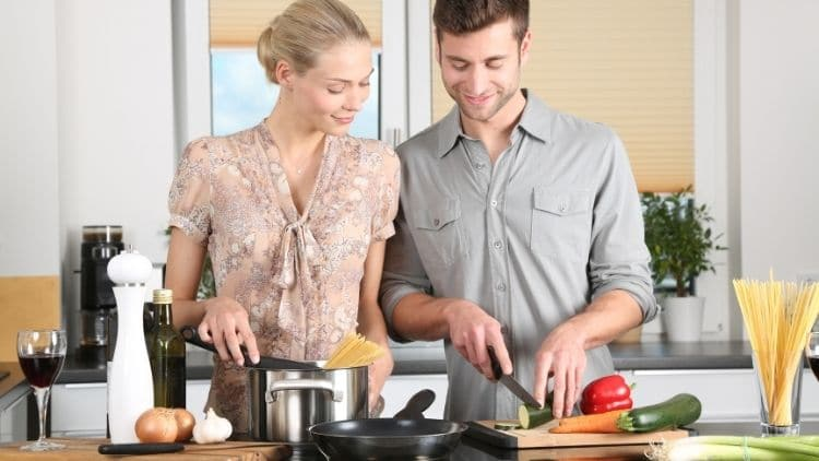 tips for cooking at home
